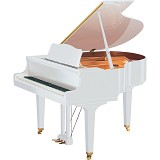 YAMAHA Acoustic Baby Grand Piano [GB1K-PWH] - Baby Grand Piano